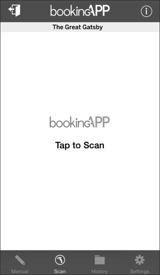 点击获取bookingAPP Scanner