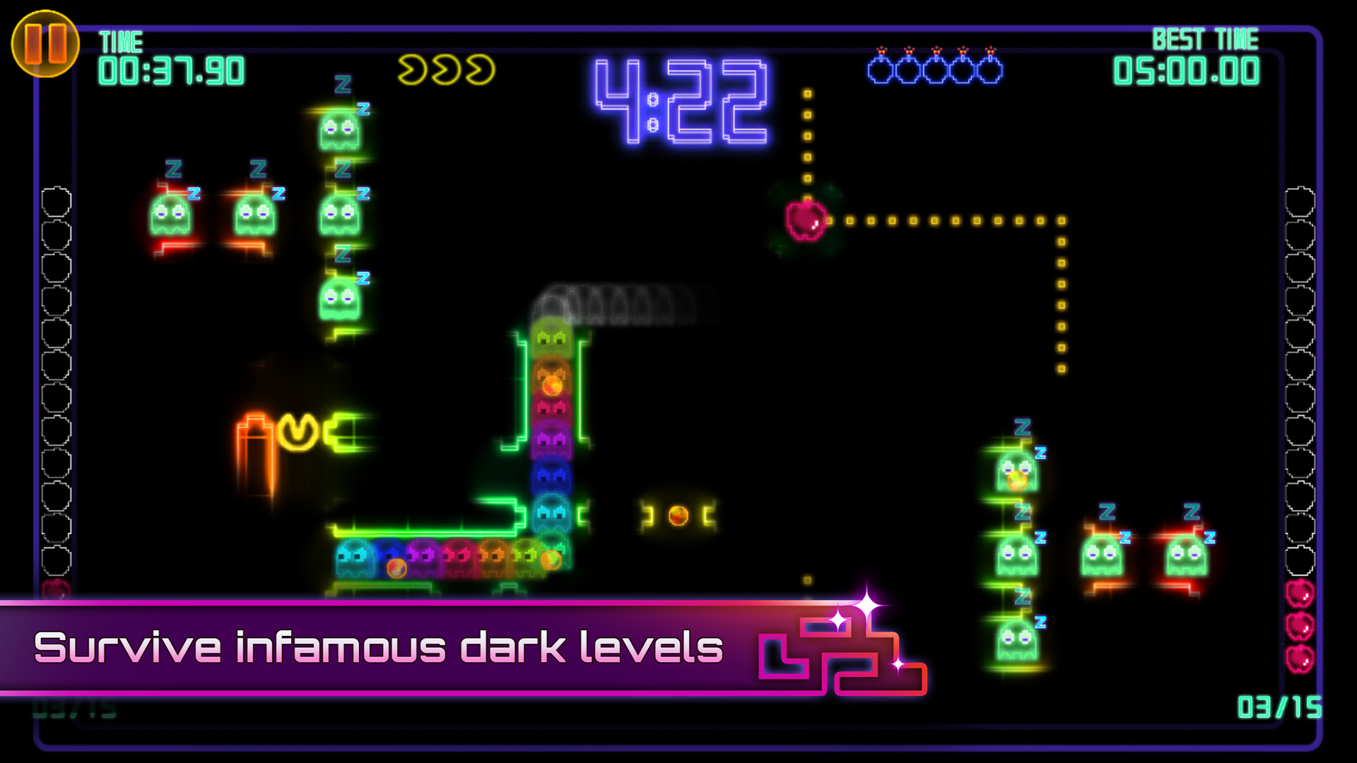 PAC-MAN CE DX screenshot 15