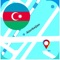Azerbaijan Navigation 2016 is a local navigation application for iOS with user-friendly interface and powerful function