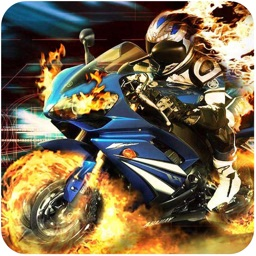 Moto Racer 3D : King Speed Racing Game