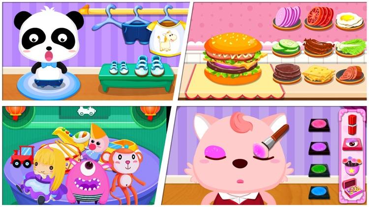 Baby Panda's Supermarket - Grocery Store screenshot-4