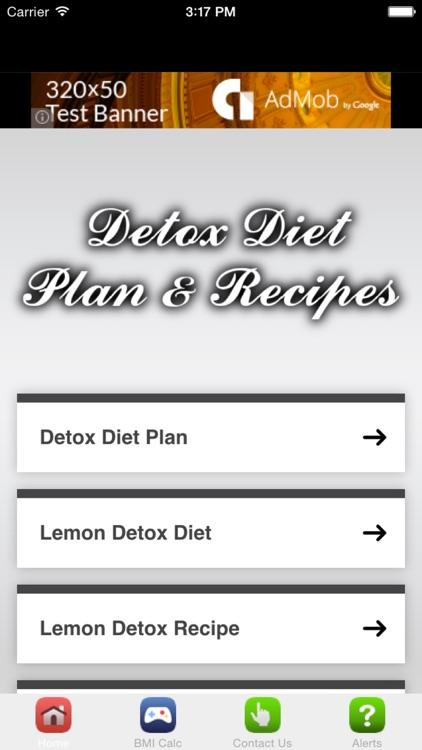 Detox Diet Plan & Recipes Made Easy