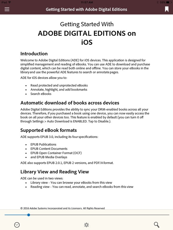 Adobe Digital Editions | App Price Drops