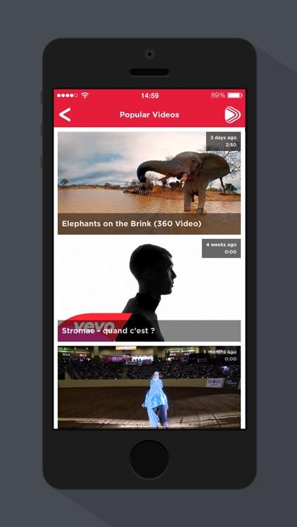 Media Center for Sharp Smart TVs screenshot-3