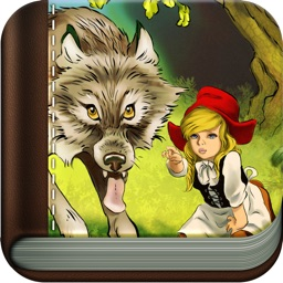 Little Red Riding Hood - Fairytale Storybooks