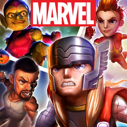 Marvel Mighty Heroes, the Ultimate Marvel Team-Up, is Here