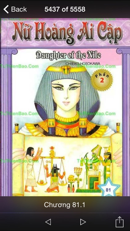 Nữ Hoàng Ai  Cập (Offline) screenshot-3