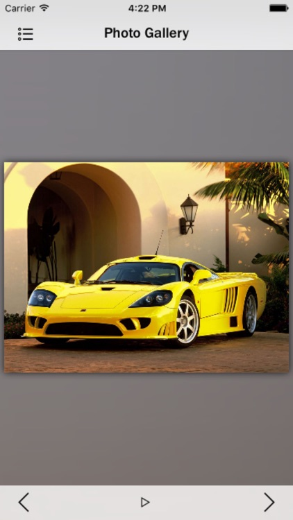 Sports Cars Guide screenshot-4