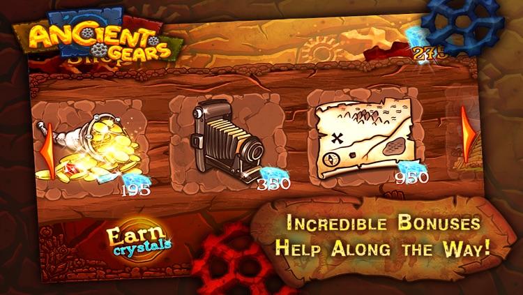 Ancient Gears screenshot-4