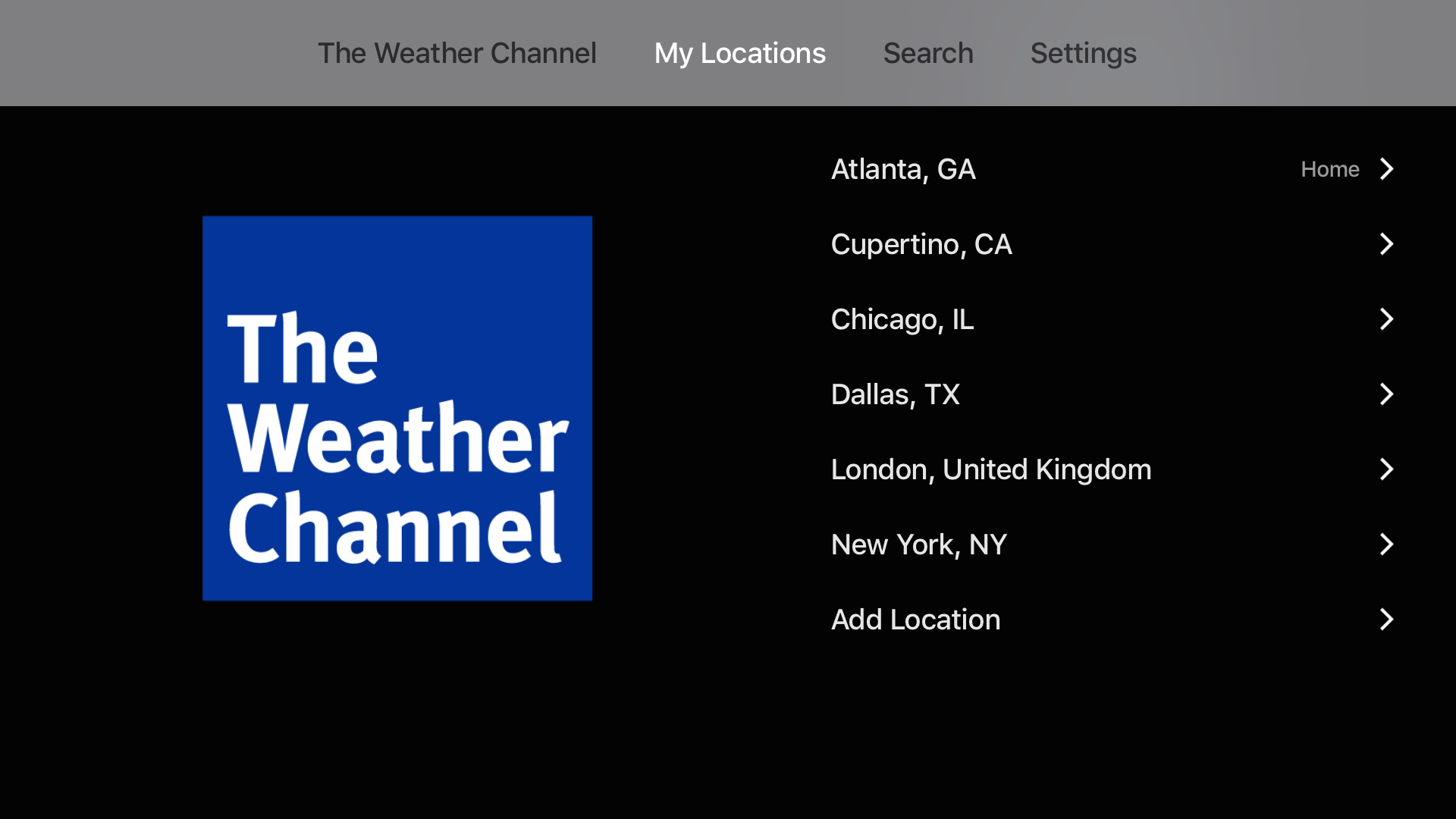 Weather - The Weather Channel screenshot 19