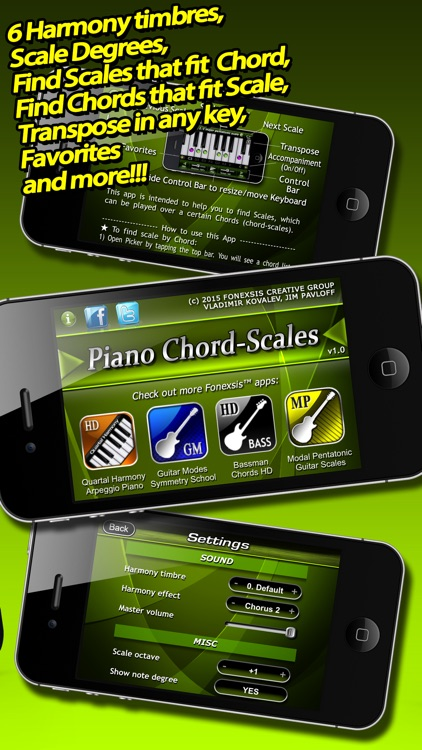 Piano Chord-Scales screenshot-3
