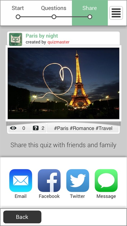 Quiz Creator - Take, Share and Publish Quizzes screenshot-4
