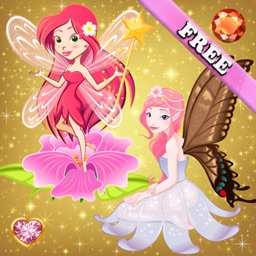 Fairy Princess for Toddlers and Little Girls