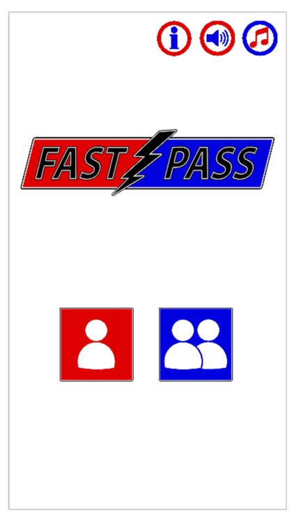 Fast Pass Game