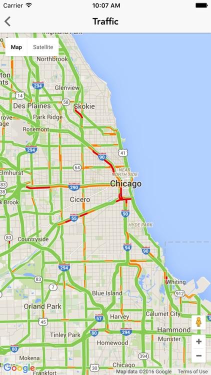 CHICAGOwx Chicago Weather Forecast, Radar, Traffic by