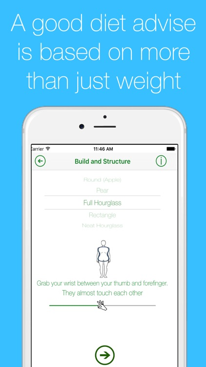 Diet laboratory, your personal dietician screenshot-1
