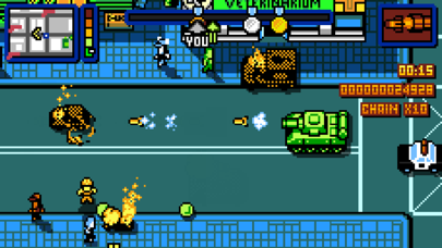 Screenshot from Retro City Rampage DX