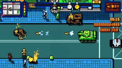 Screenshot from Retro City Rampage DX