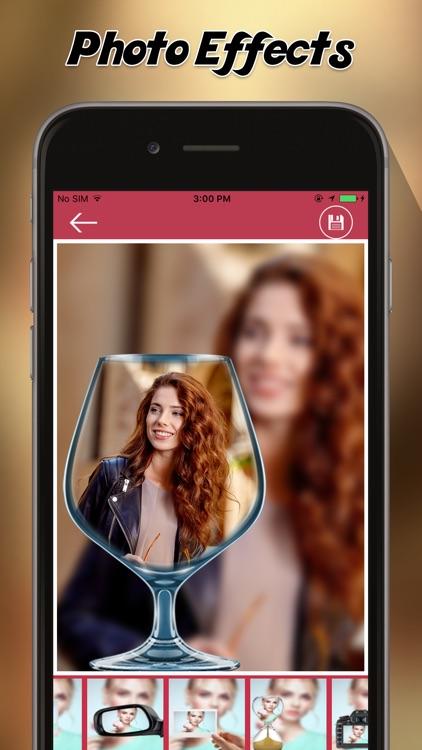 Pip Gallery & Camera Effects -Selfie Cam