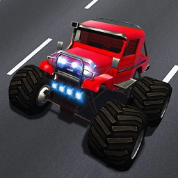 Speed Control : Monster Truck Driving