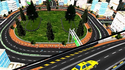 New York City Taxi Sim 3D