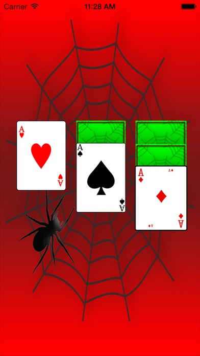 Spider Solitaire Spiderette Card Blitz - Future Mighty Contest of Champions PRO Screenshot