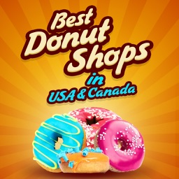 Best Donut Shops in USA & Canada