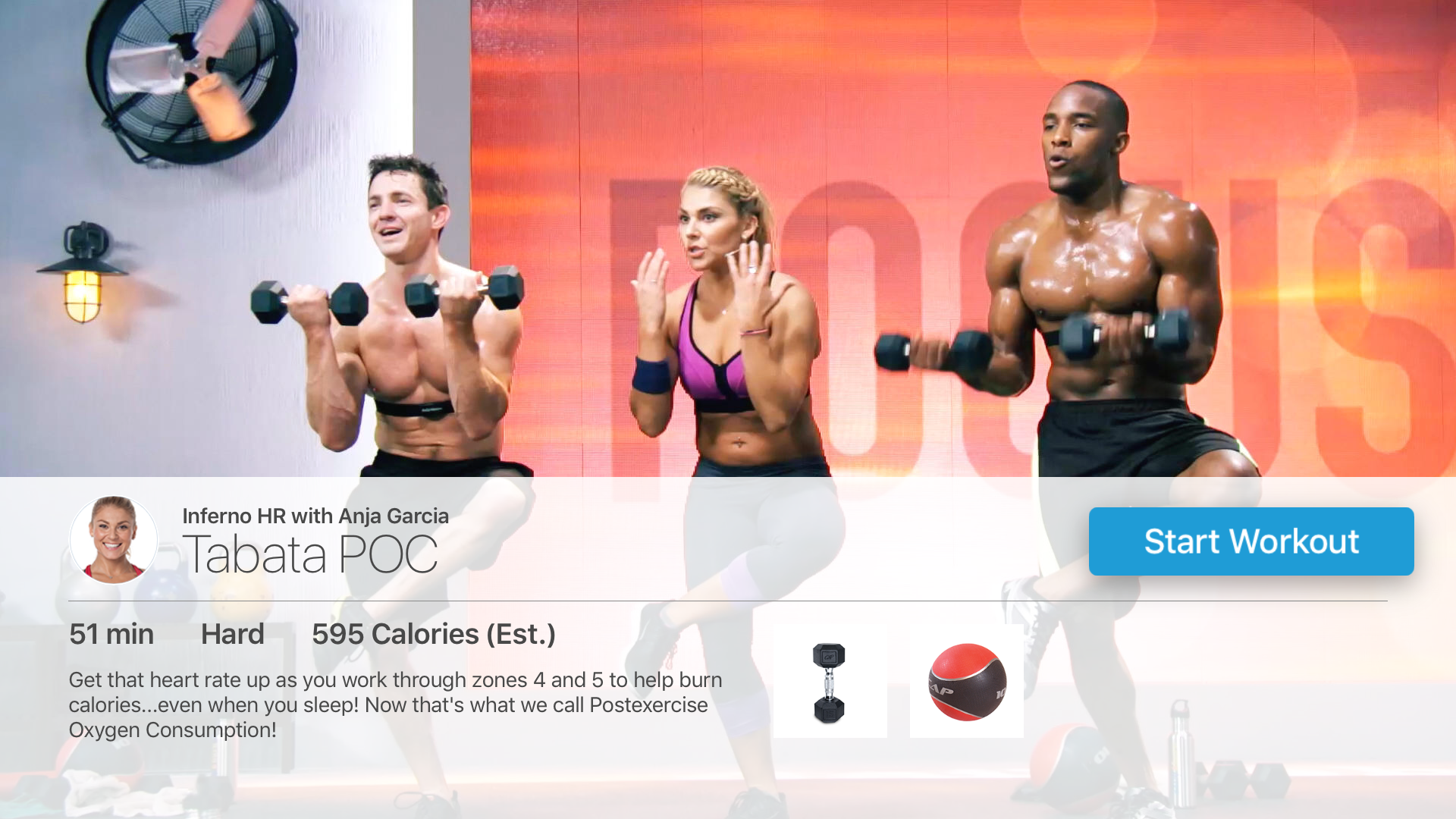 At Home Workouts by Daily Burn screenshot 12