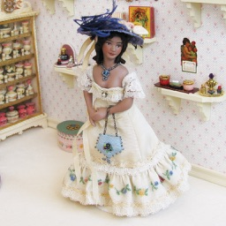 Outfits for Miniature Dolls
