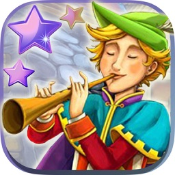 Scratch classic fairy tales – discover Cinderella, Snow White or Rapunzel in this free game for boys and girls