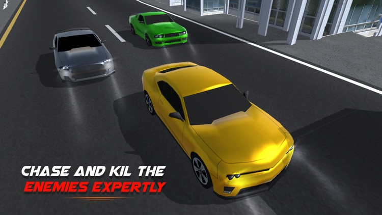 Combat Death Car Racing : Kill & Shoot The Traffic screenshot-3