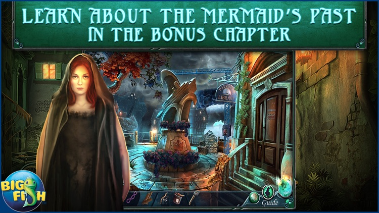 Rite of Passage: The Lost Tides - A Mystery Hidden Object Adventure (Full) screenshot-3