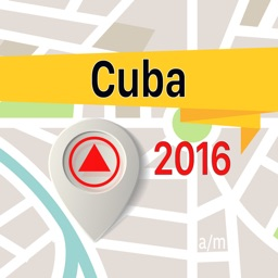 Cuba Offline Map Navigator and Guide