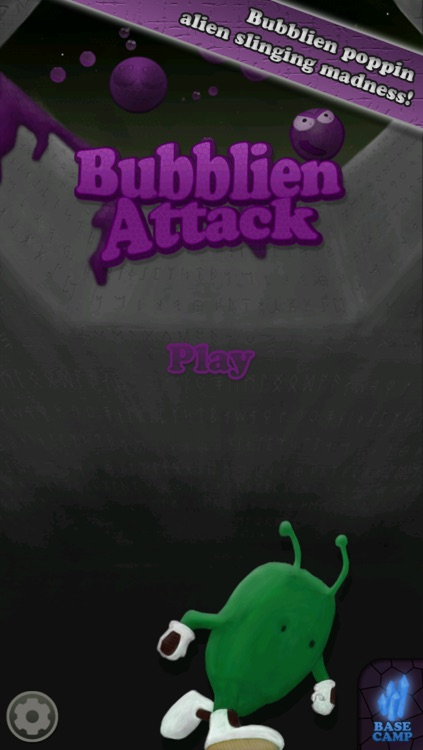 Bubblien Attack - Invasion Survival by Comicorp Worlds screenshot-0