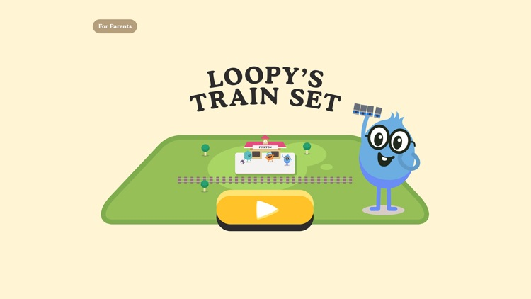 Dumb Ways JR Loopy's Train Set screenshot-1
