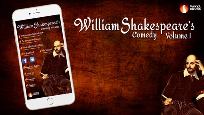 Shakespeare's Comedy Vol 1 Screenshot