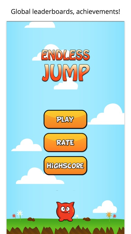 Endless Jump: run and play with infinite stairs game FREE screenshot-4