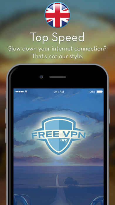 VPN UK Private Secure Proxy by Free VPN  org™ for Pc
