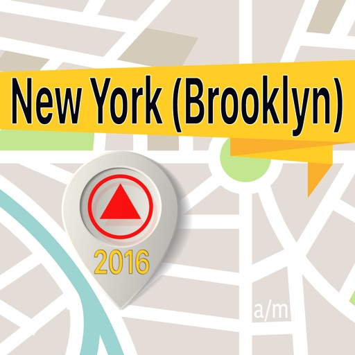 New York (Brooklyn) Offline Map Navigator and Guide