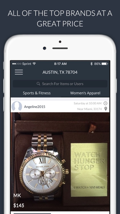 SocialSell - Buy and Sell Used and New Items Locally, Shop Deals Near You app image