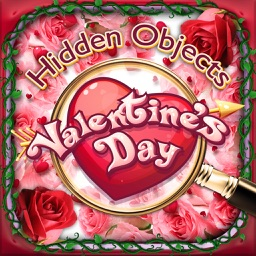 Valentine's Day Hearts - Hidden Object Spot and Find Objects Differences