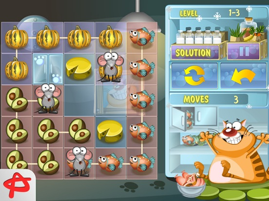Steal the Meal: Unblock Puzzle screenshot 3