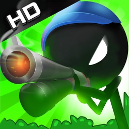 Angry Stickman - deadly shooter by fun