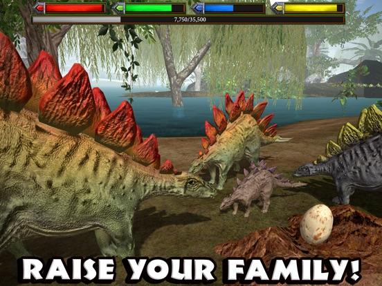 Скачать игру Ultimate Dinosaur Simulator