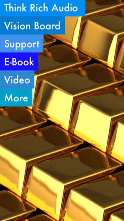Think Rich and Successful; Self-Hypnosis and Meditations Gold Version