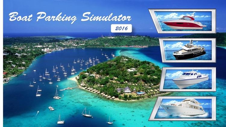 3D Cruise parking simulator