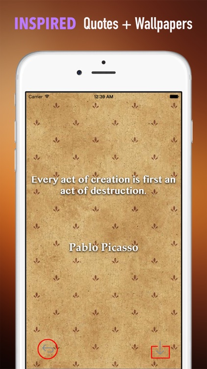 Paw Print Wallpapers HD: Quotes Backgrounds Creator with Best Designs and Patterns screenshot-3
