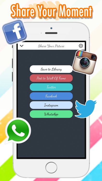 Photo Editor Color Pop Effects : Collage Maker and Creative Design screenshot-4