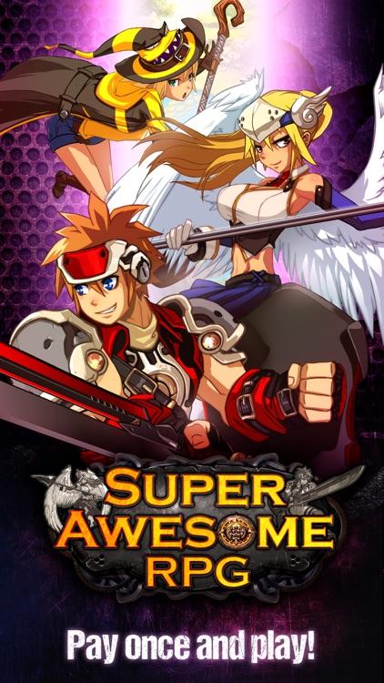 Super Awesome RPG Lite screenshot-4