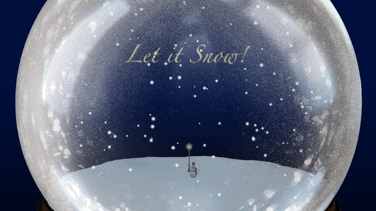 Pocket Snow Globe screenshot-4